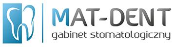 Mat-dent Mateusz Kufieta Logo