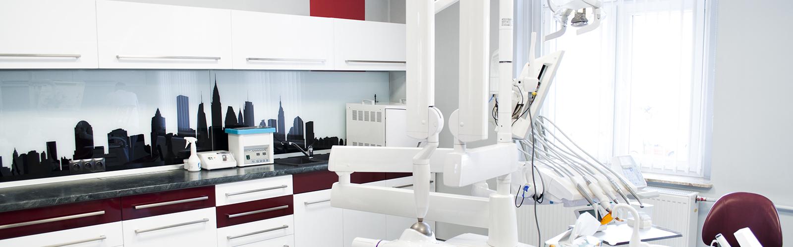 Gabinet lekarza stomatologii Mateusza Kufiety